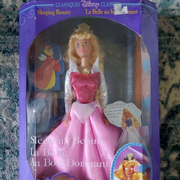 Vintage 1992 Disney Sleeping Beauty Barbie